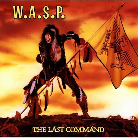 W.A.S.P. - WASP - Last Command (CD)