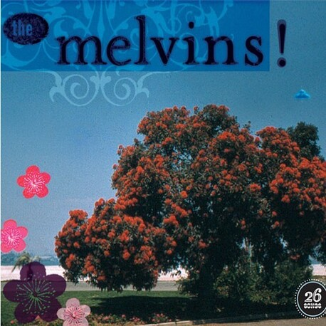 THE MELVINS - 26 Songs (CD)