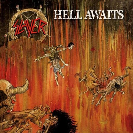 SLAYER - Hell Awaits (Vinyl) (LP)