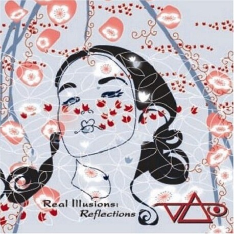 STEVE VAI - Real Illusions (CD)
