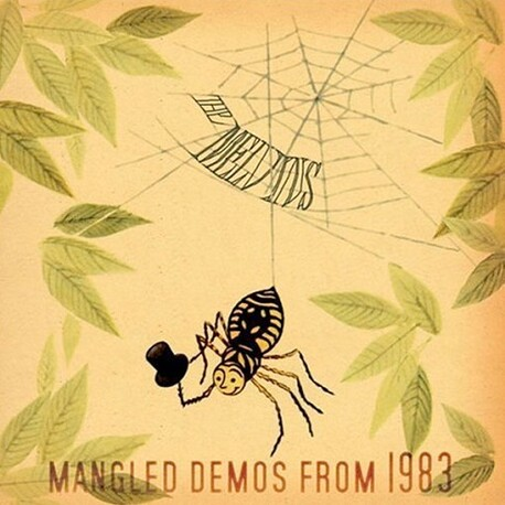 MELVINS - Mangled Demos From 1983 (CD)