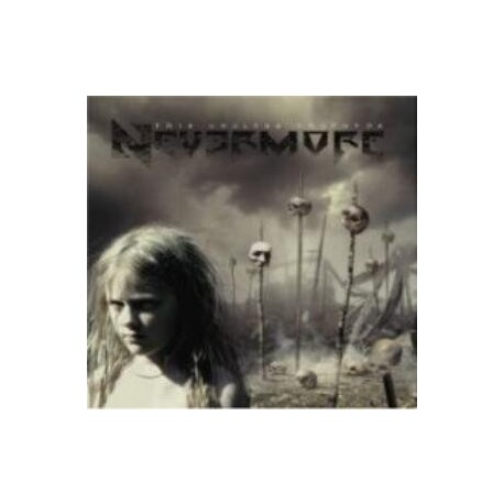 NEVERMORE - This Godless Endeavor (CD)