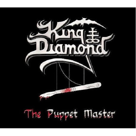 KING DIAMOND - Puppet Master (CD)