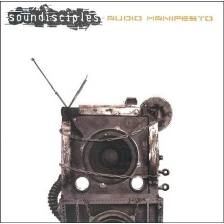 SOUNDISCIPLES - Audio Manifesto (CD)