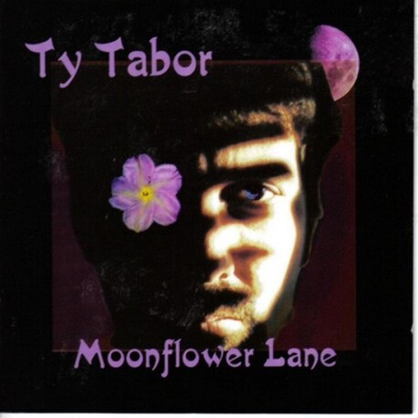 TY TABOR - Moonflower Lane (CD)
