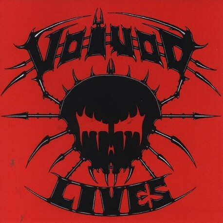 VOIVOD - Lives (CD)