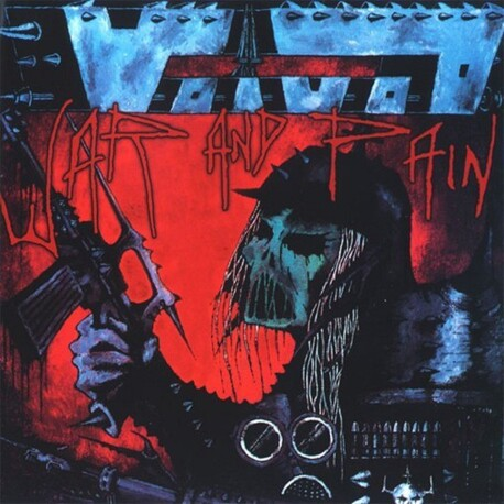 VOIVOD - War And Pain: 20th Anniversary Edition (2cd) (2CD)