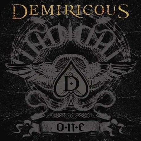 DEMIRICOUS - ONE (CD)