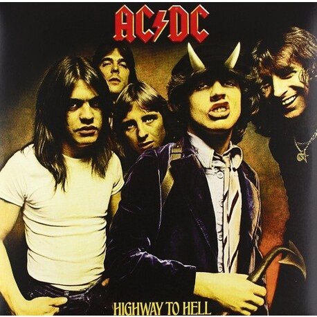 AC/DC - Highway To Hell (Re-issue) (CD)