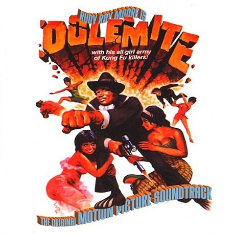 SOUNDTRACK - Dolemite (CD)