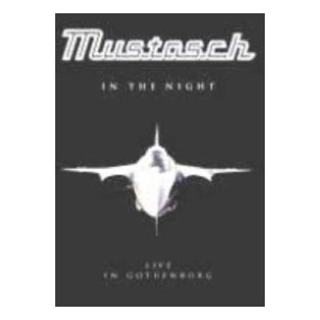 MUSTASCH - In The Night - Live 2008 (DVD)