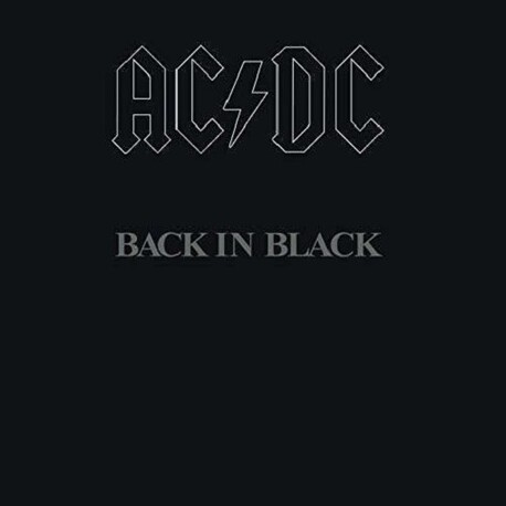 AC/DC - Back In Black (Vinyl) (LP)