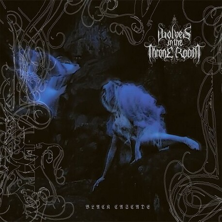 WOLVES IN THE THRONE ROOM - Black Cascade (CD)