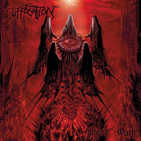 SUFFOCATION - Blood Oath (CD)