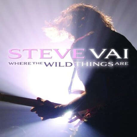 STEVE VAI - Where The Wild Things Are (CD)