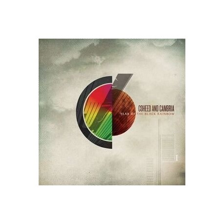 COHEED & CAMBRIA - Year Of The Black Rainbow (Cd/dvd Special Edition) (CD+DVD)