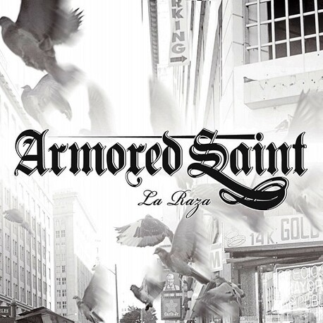 ARMORED SAINT - La Raza (CD)