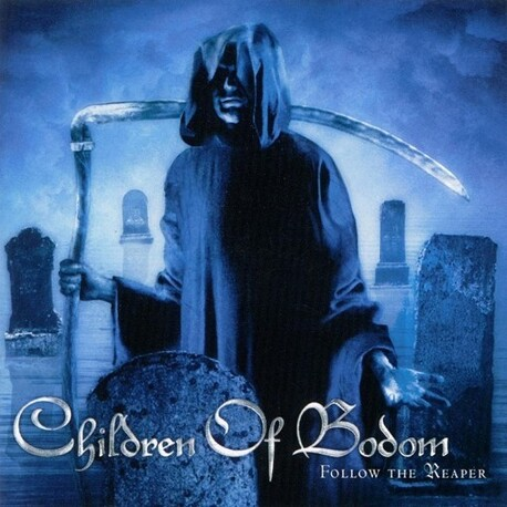 CHILDREN OF BODOM - Follow The Reaper (Reissue) (CD)