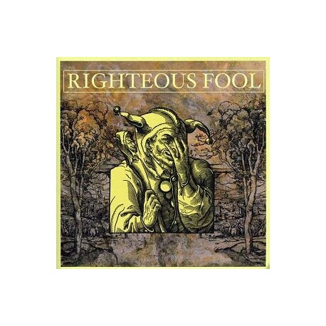 RIGHTEOUS FOOL - Righteous Fool (7 Inch Single) (7in)