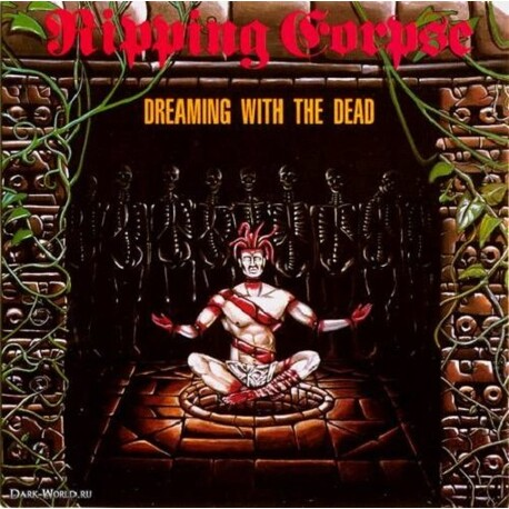RIPPING CORPSE - Dreaming With The Dead (CD)