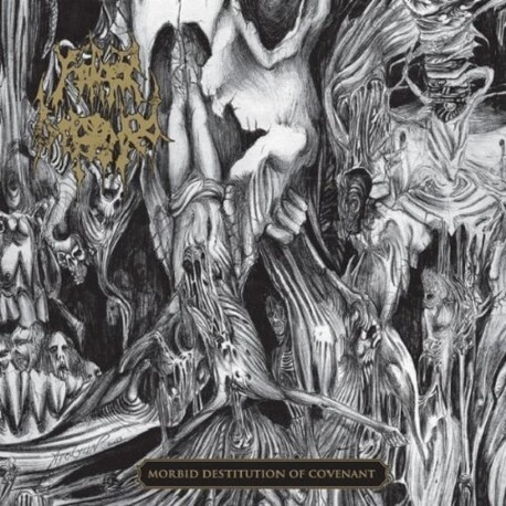 FATHER BEFOULED - Morbid Destitution Of Covenant (CD)