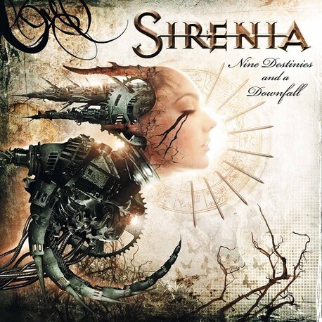 SIRENIA - Nine Destinies And A Downfall (CD)