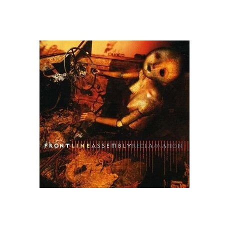 FRONT LINE ASSEMBLY - Reclamation (CD)