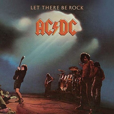 AC/DC - Let There Be Rock (Remastered) (LP)