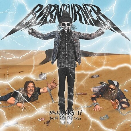 BARN BURNER - Bangers Ii (CD)