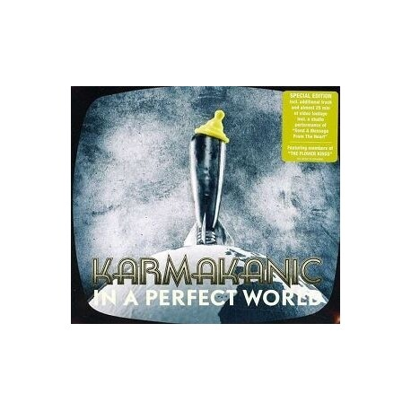 KARMAKANIC - In A Perfect World (Special Edition) (CD)