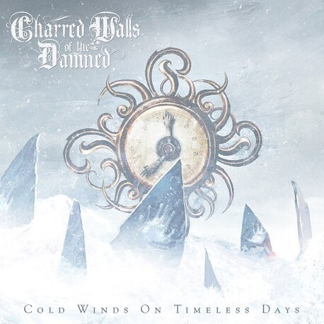 CHARRED WALLS OF THE DAMNED - Cold Winds On Timeless Days (CD)