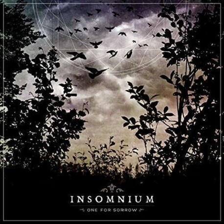 INSOMNIUM - One For Sorrow (CD)
