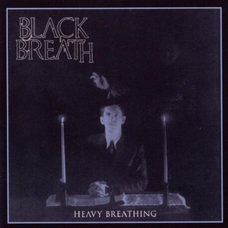 BLACK BREATHE - Heavy Breathing (LP)