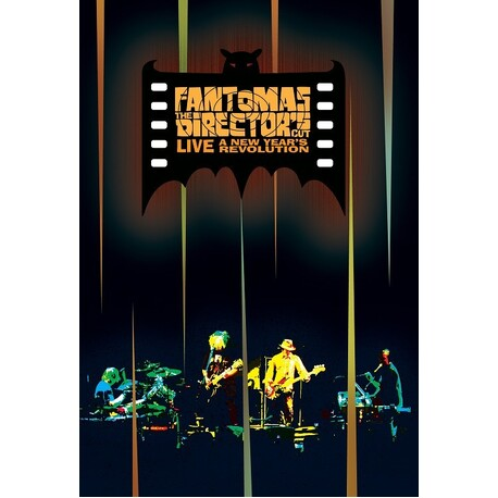 FANTOMAS - Director's Cut Live (DVD)