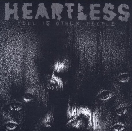 HEARTLESS - Hell Is Other People (CD)