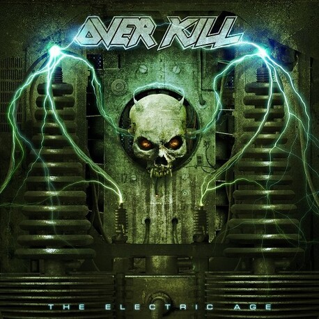 OVERKILL - Electric Age, The (CD)