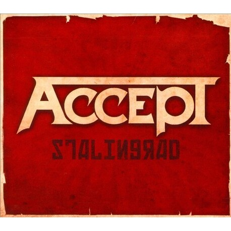 ACCEPT - Stalingrad (Limited Edition) (CD + DVD)