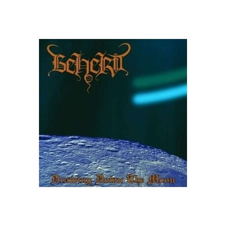 BEHERIT - Drawing Down The Moon (CD)