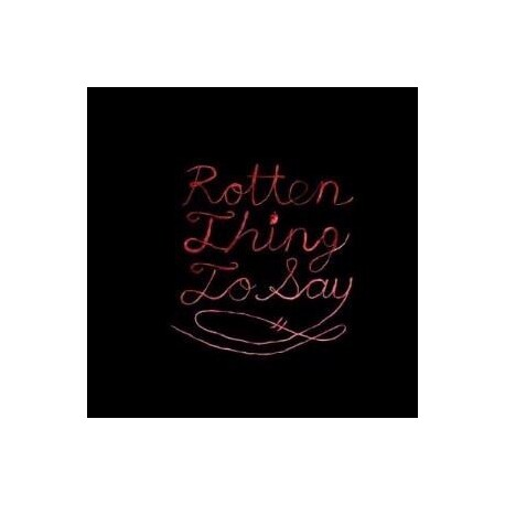 BURNING LOVE - Rotten Thing To Say (CD)