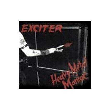 EXCITER - Heavy Metal Maniac (CD)