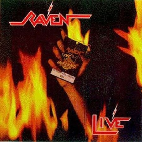 RAVEN - Live At The Inferno (CD)