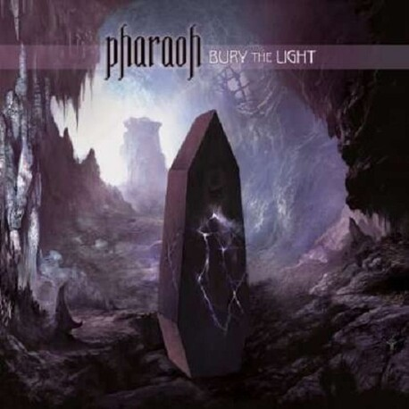 PHARAOH - Bury The Light =clear= (LP)