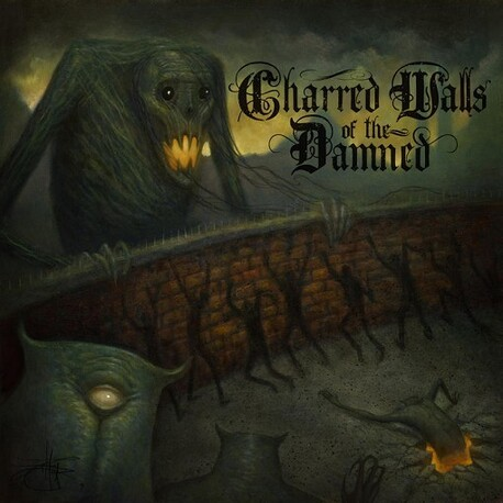 CHARRED WALLS OF THE DAMNED - Charred Walls Of The Damned (LP)