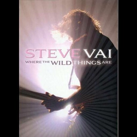STEVE VAI - Where The Wild Things Are (2 Lp Set) (2LP)