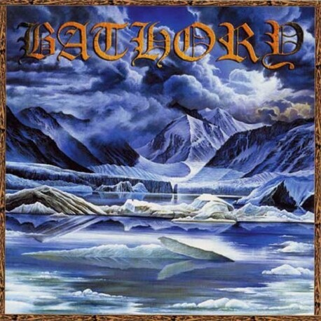 BATHORY - Nordland 1 (Pic Disc Collectors Edition/hard Cover) (LP)