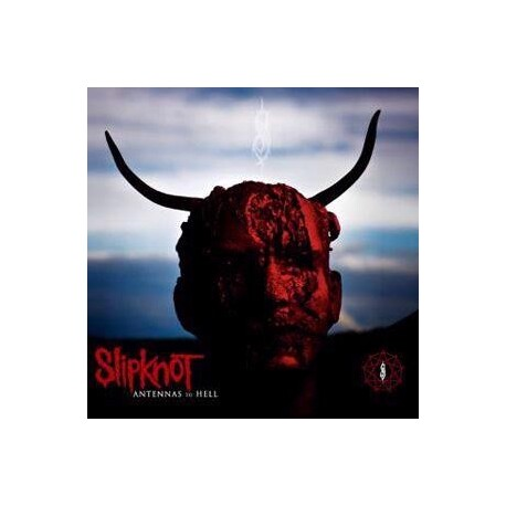 SLIPKNOT - Antennas To Hell (Deluxe Edition) (2CD+DVD)