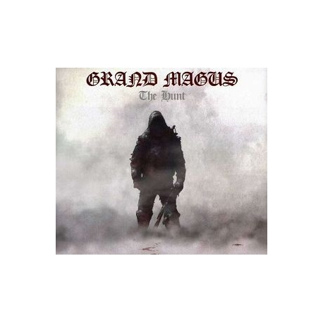 GRAND MAGUS - The Hunt (CD)