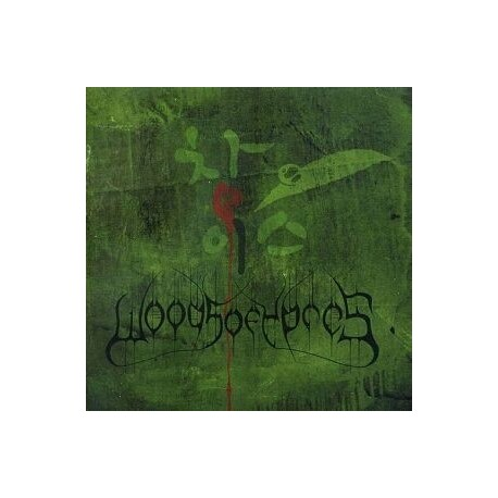 WOODS OF YPRES - Woods 4: The Green Album (CD)
