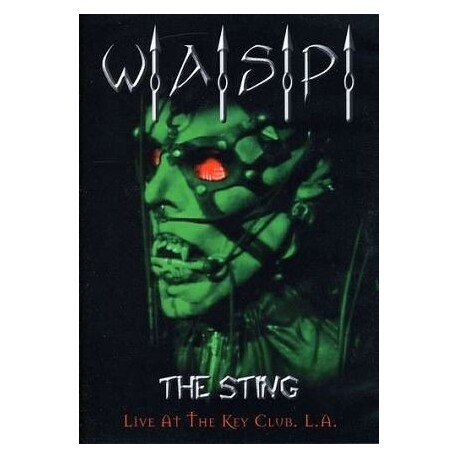 W.A.S.P. - WASP - Sting (DVD)