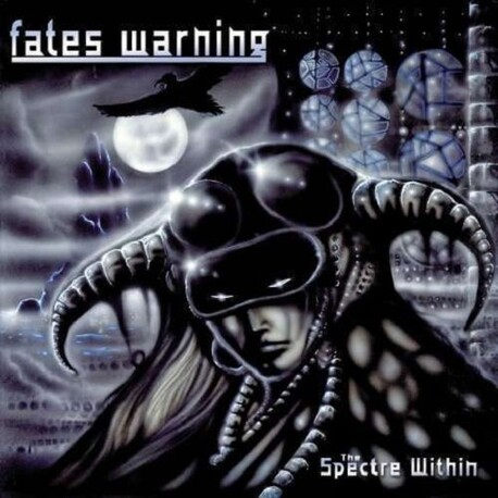 FATES WARNING - Spectre Within (CD)